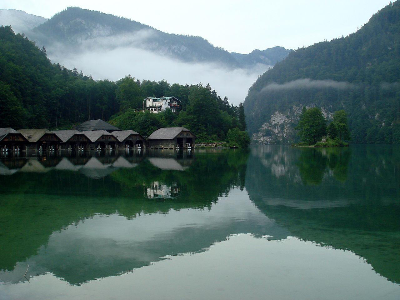 Bayern, Berchtesgaden