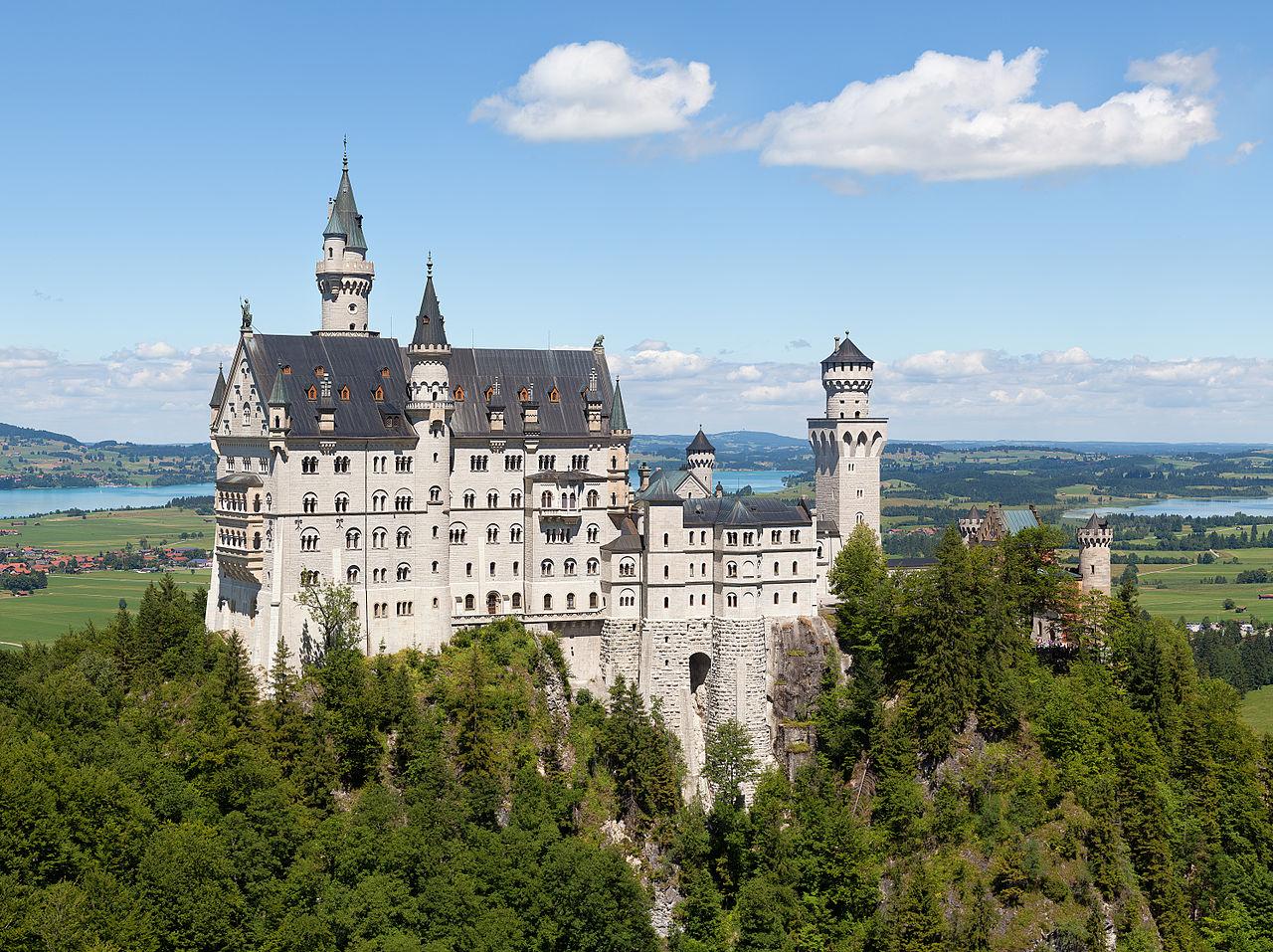Bayern, Neuschwanstein