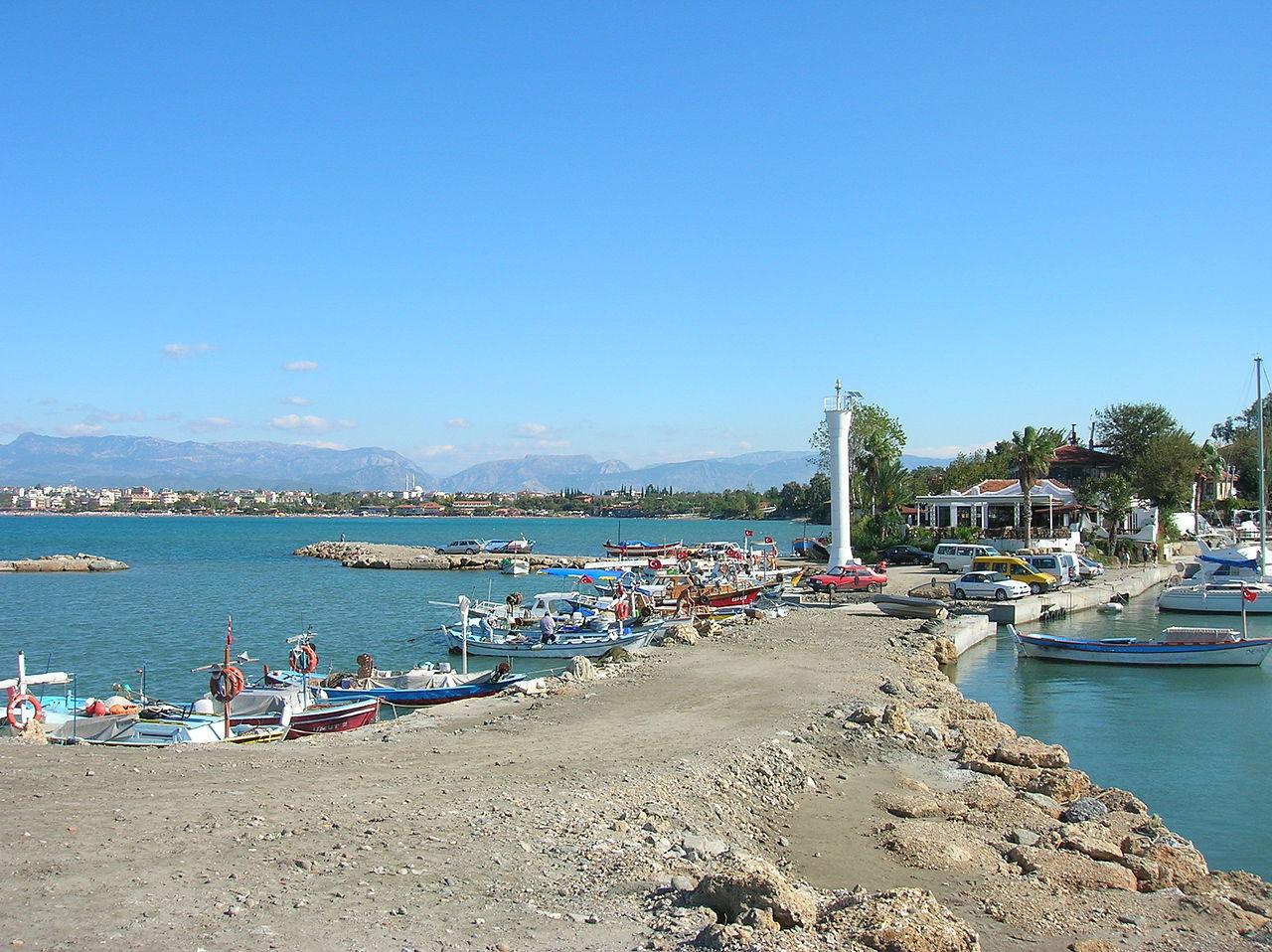 Türkei, Türkische Riviera