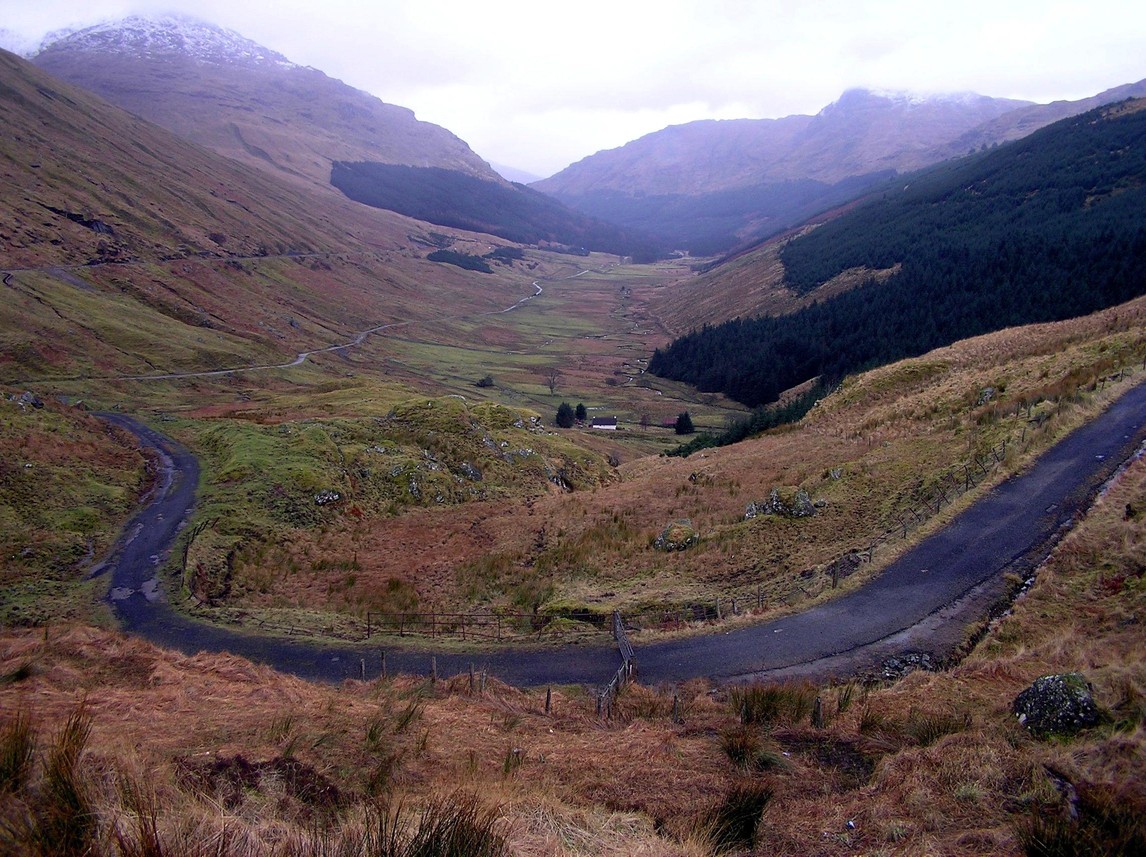 Schottland, Loch Lomond