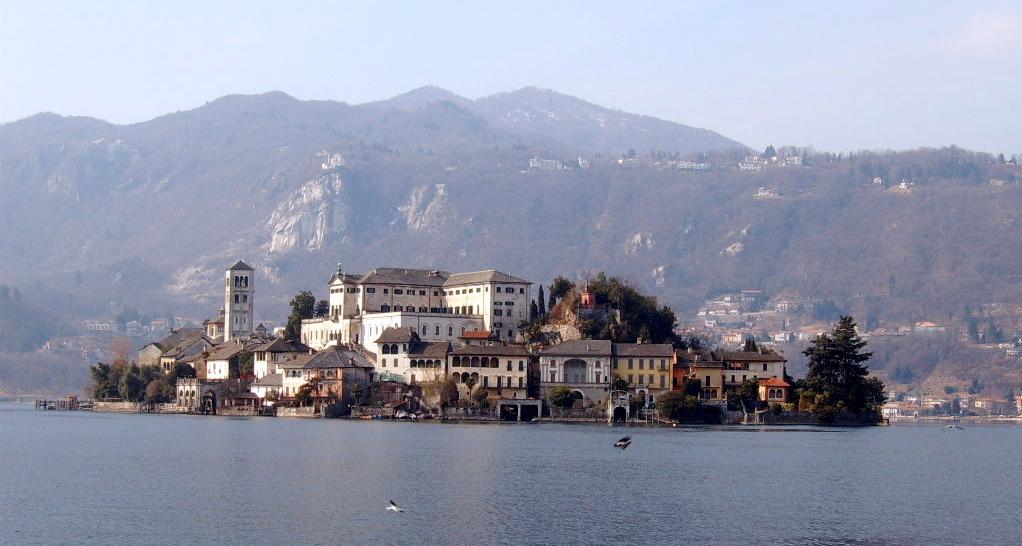 Italien, Ortasee (Piemont)
