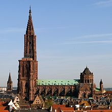 Frankreich, Straßburg (Elsass)