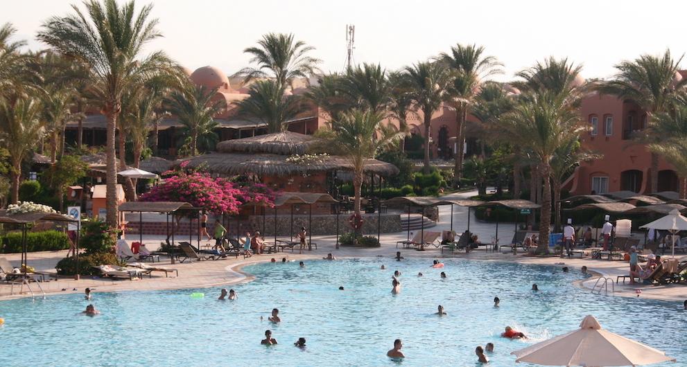 Ägypten, Makadi Bay