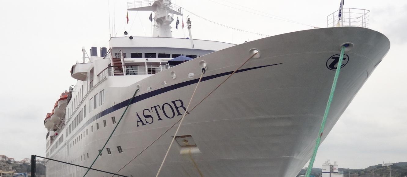Kreuzfahrt mit der MS Astor (Westliches Mittelmeer)