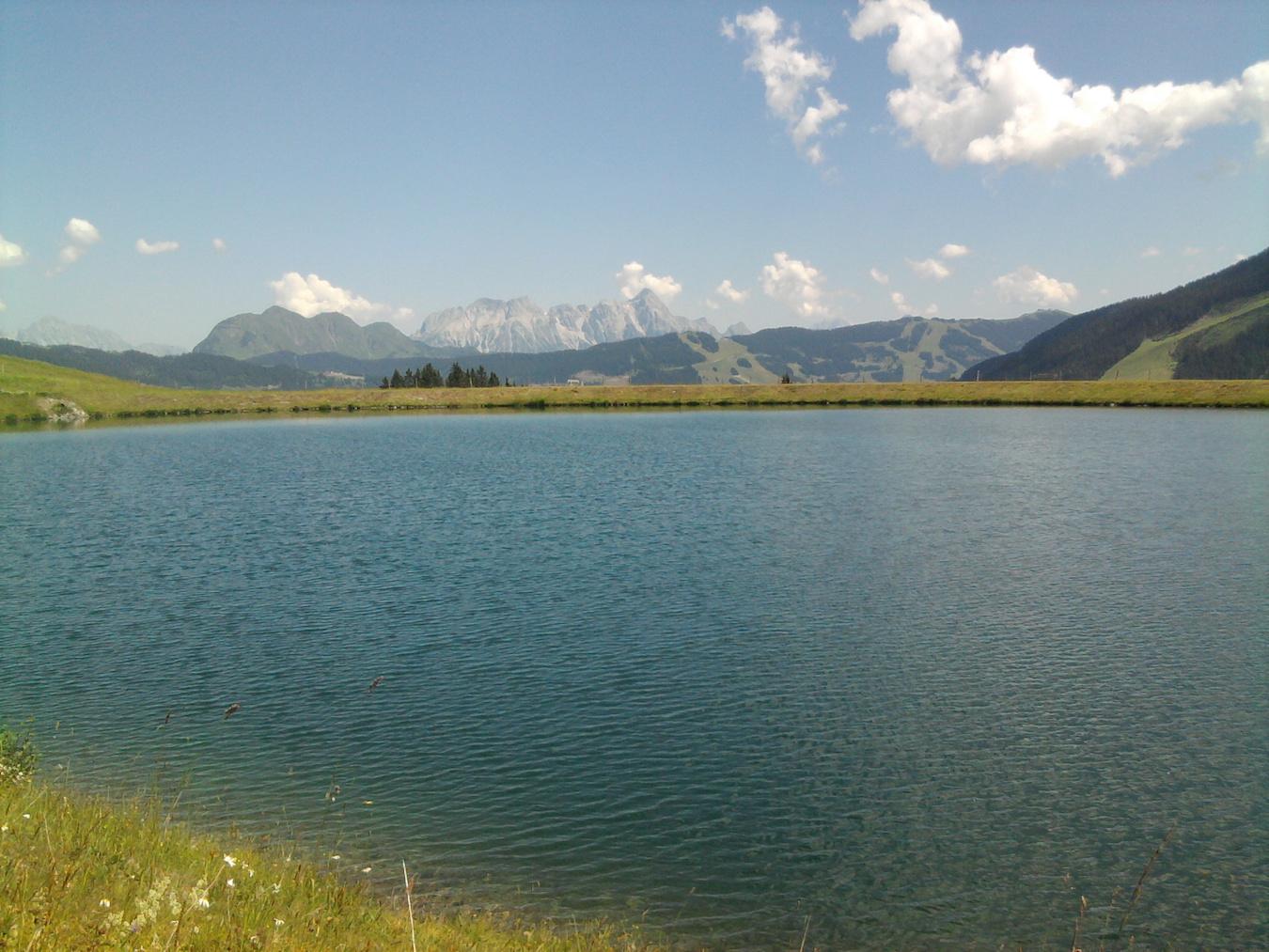 Österreich, Saalbach-Hinterglemm