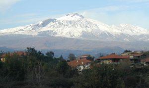 Monte Etna San Gregorio di Catania Sizilien