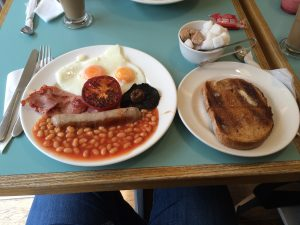 London English Breakfast