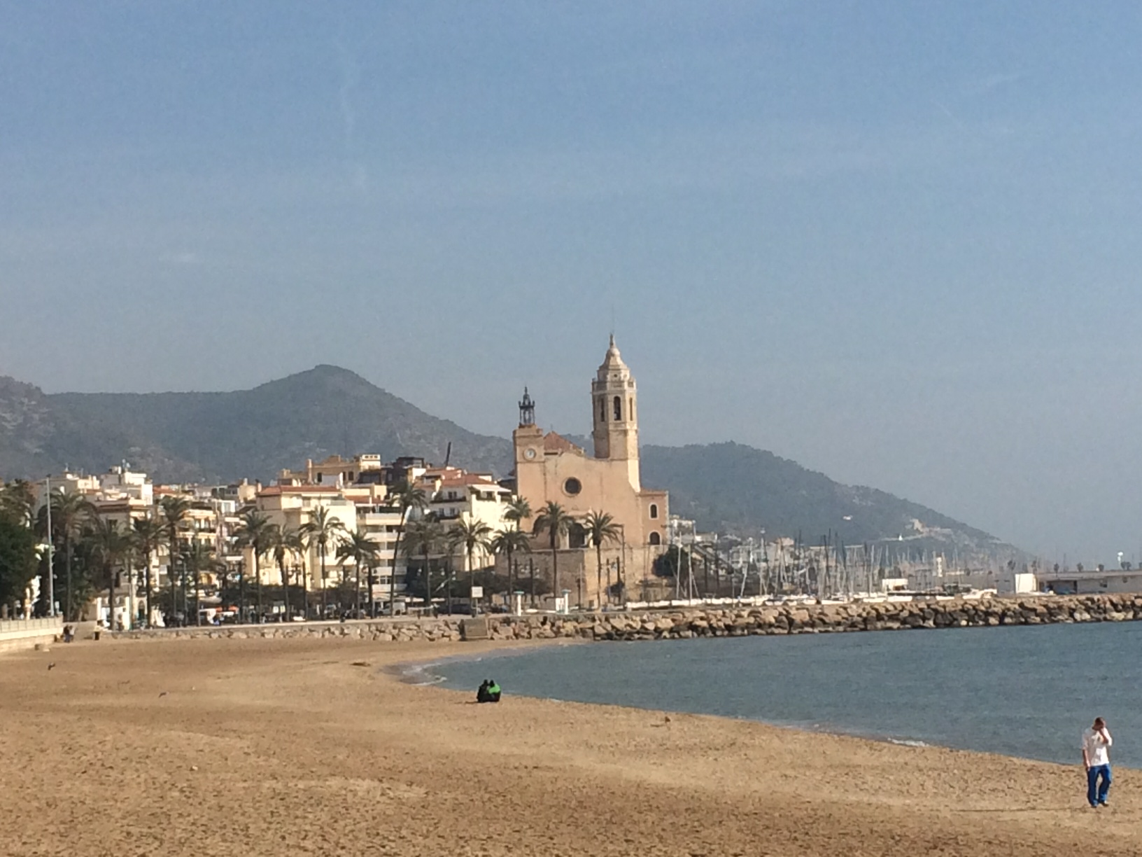 Spanien, Last Minute, Sitges (Barcelona)