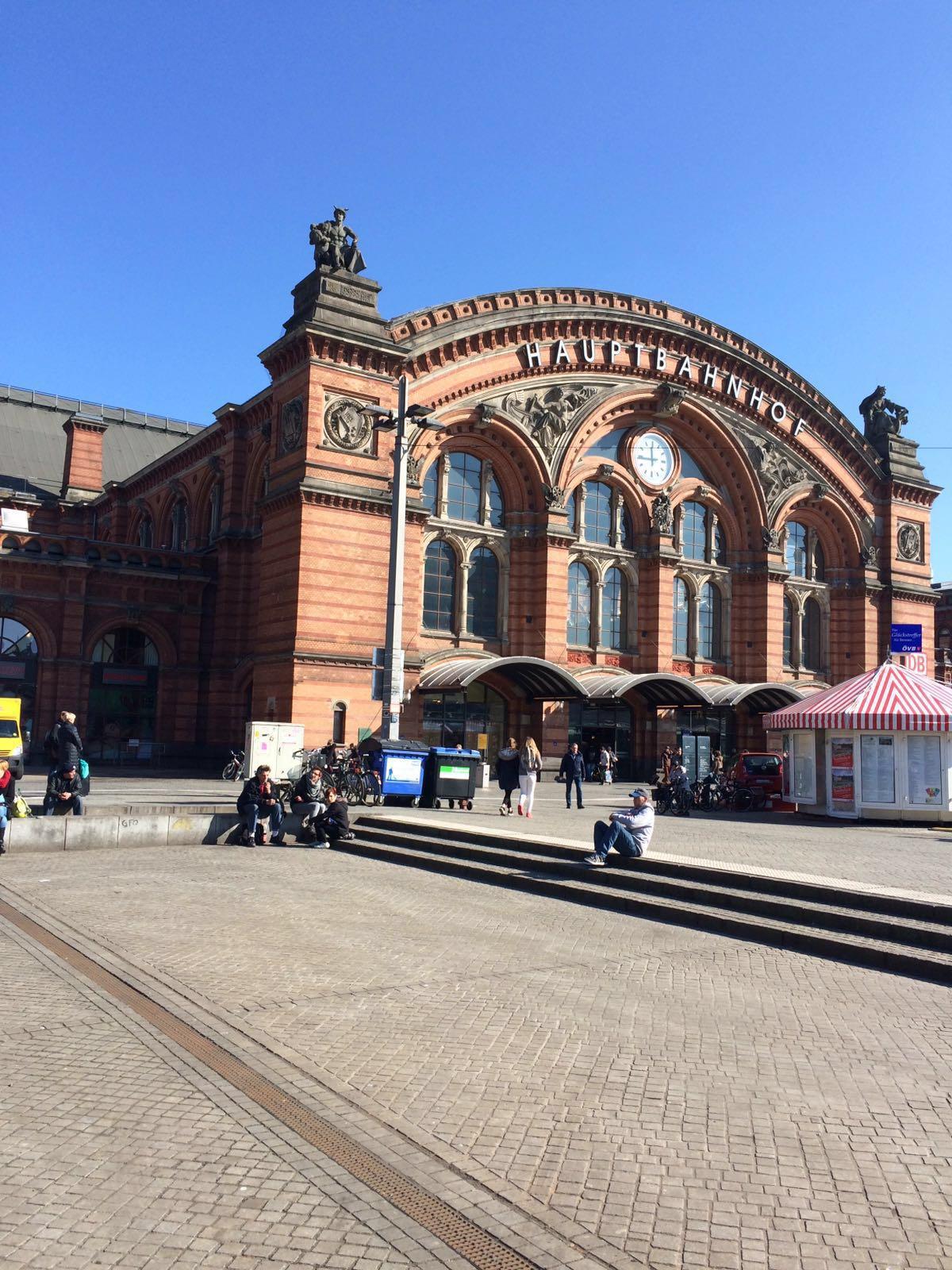 Reise nach Bremen: La Strada Festival 09.-12.06.16