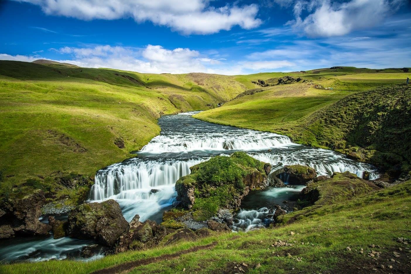 Island, individuelle Familienrundreise 2018