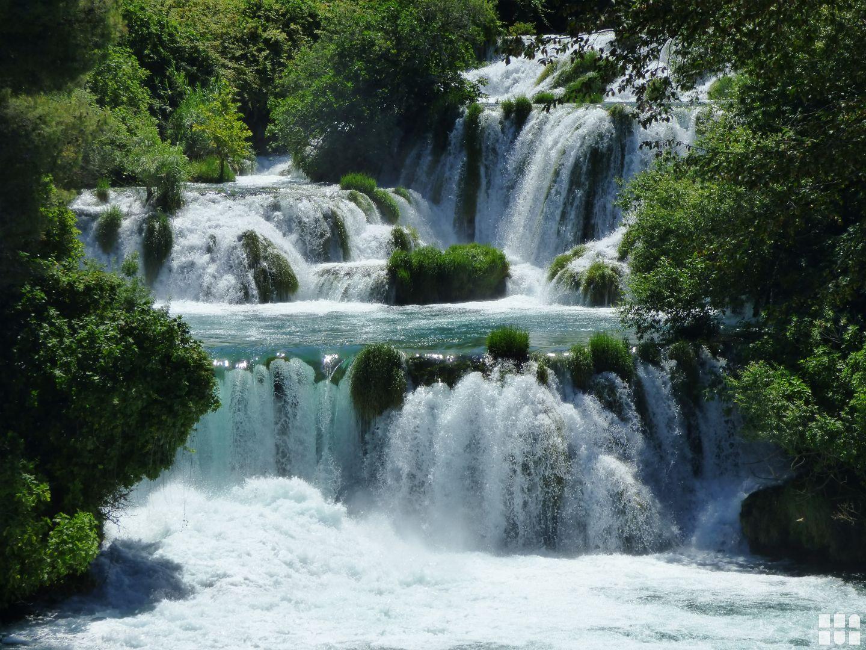 Kroatien, Norddalmatien
