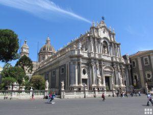 Dom zu Catania Sizilien