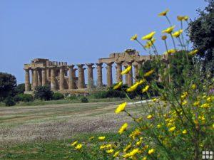 Tempel von Selinunt Sizilien
