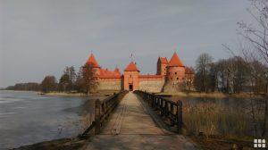 Burg Trakai Baltikum