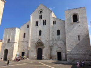 Kirche San Nicola Bari Apulien