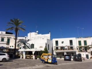 Apulien-Rundreise per Mietwagen