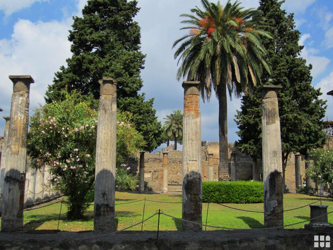 Pompeji und Herculaneum Mietwagen-Rundreise