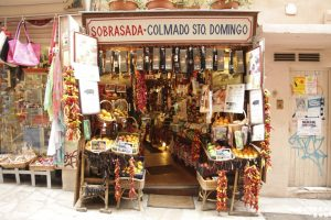 Shop auf Mallorca