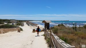 Traumstrand Es Trenc auf Mallorca